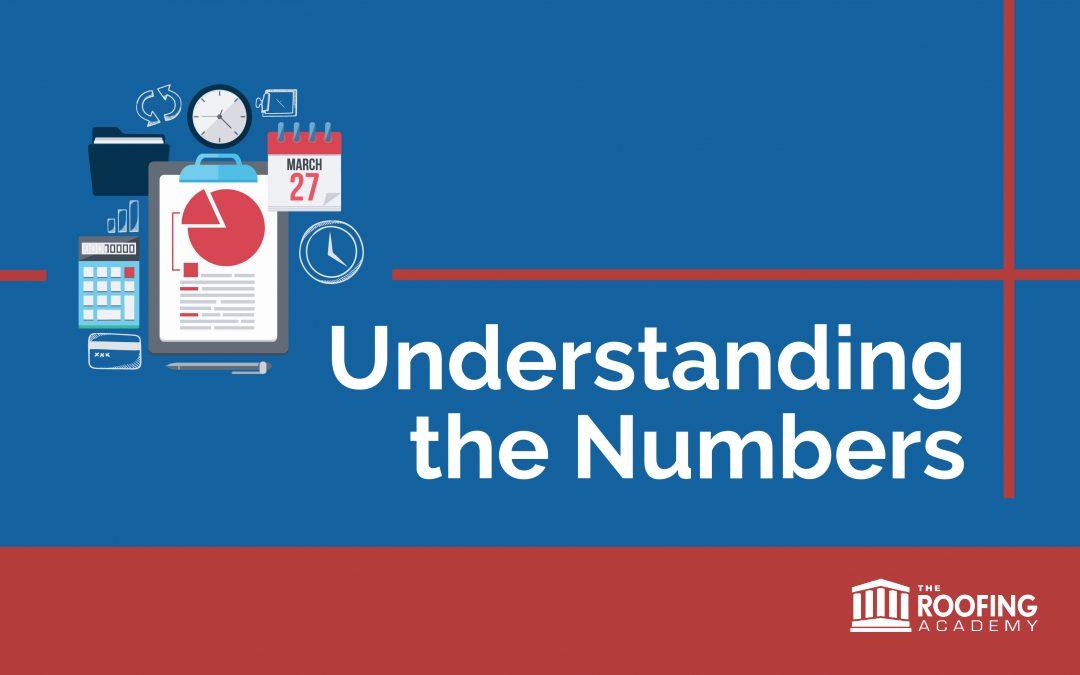 Understanding the Numbers