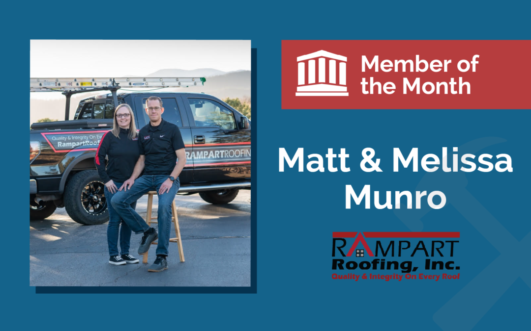 Roofing Academy Monthly Member Spotlight